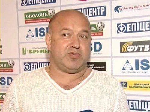 Селюк рассказал о планах, связанных с продолжением карьеры футболиста