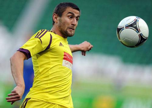 Агаларов снова будет играть за «Анжи»