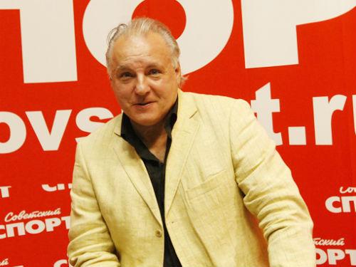 Владимир Абрамов: «Вопрос о передаче прав на Соломатина «Анжи» – непростой»