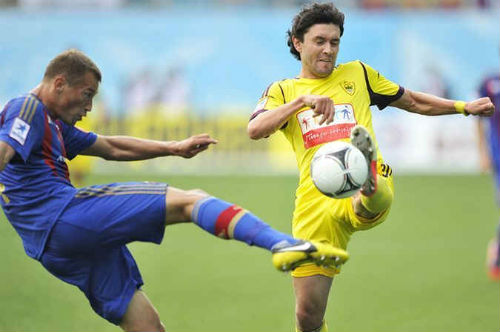 «Анжи» провёл второй подряд матч без голов