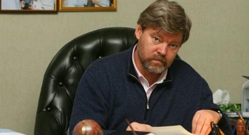 Константин Ремчуков: «Керимов не бросил «Анжи»