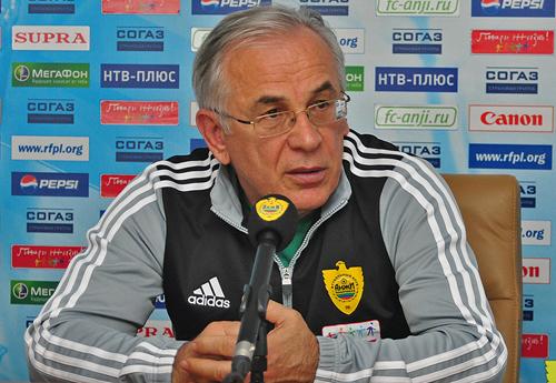 Гаджи Гаджиев: «Задачи на выступление в Лиге Европы пока не ясны»