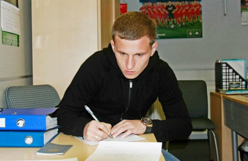 Алиев стал футболистом «Анжи»