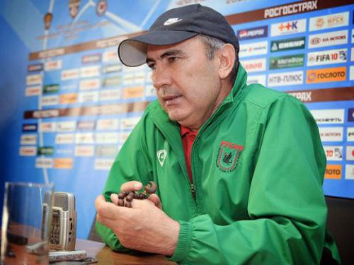Бердыев поможет «Анжи»
