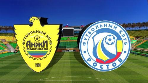 «Анжи» не смог переиграть «Ростов»