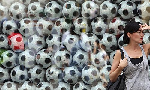Футбольные мячи купить