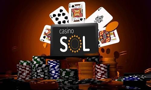 казино сол официальный сайт